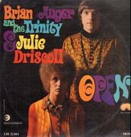 Julie Driscoll, Brian Auger & The Trinity - Open