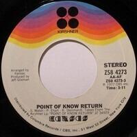 Kansas - Point of Know Return