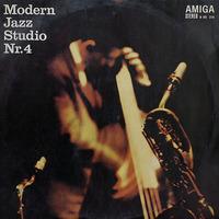 Leo Wright Combo - Modern Jazz Studio Nr. 4