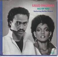 Lillo Thomas Featuring Melba Moore - All of You