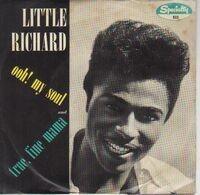 Little Richard - Ooh! My Soul / True, Fine Mama