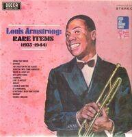 Louis Armstrong - Rare Items (1935-1944)