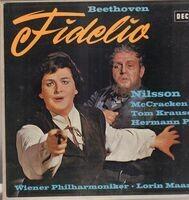 Ludwig Van Beethoven/L. Maazel, Wiener Philharmoniker, B. Nilsson, K. Böhme - Fidelio