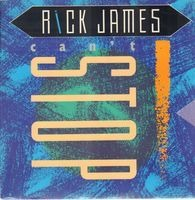 Rick James - Can't Stop
