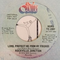 Rockville Junction - Lord, Protect Me From My Friends