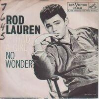 Rod Lauren - If I Had A Girl / No Wonder