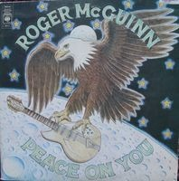 Roger McGuinn - Peace on You