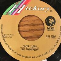 Sue Thompson - Paper Tiger
