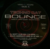 Technocat - Bounce