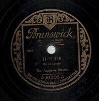 The Andrews Sisters - Ti-Pi-Tin / Oooooo-Oh Boom!