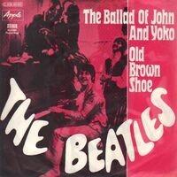The Beatles - The Ballad of John and Yoko / Old Brown Shoe