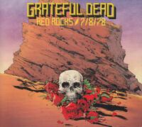 The Grateful Dead - Red Rocks 7/8/78