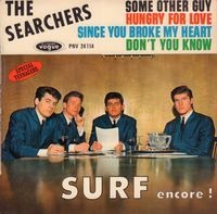 The Searchers - Surf Encore !