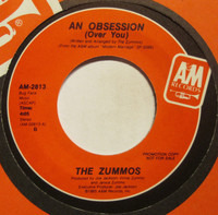The Zummos - An Obsession (Over You)