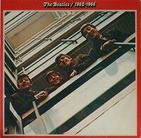 The Beatles - 1962 - 1966, Red Album