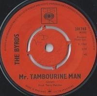 The Byrds - Mr. Tambourine Man