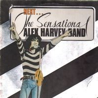 The Sensational Alex Harvey Band - Next