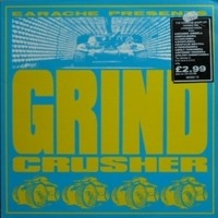 Various - Grindcrusher - The Earache Sampler