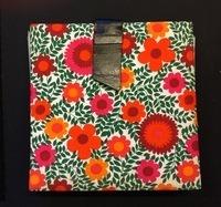 Vintage Schallplattenalbum - Mit verschiedenen plattencovern Muster, für 16 LPs