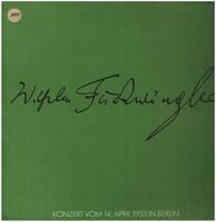 Wilhelm Furtwängler - Konzert vom 14.April 1953 in Berlin