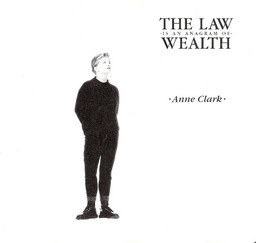 Anne clark the law is an anagram of wealth
