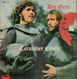 Bee gees cucumber castle(gatefold) 2
