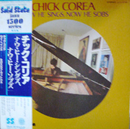 Chick corea now he sings. now he sobs