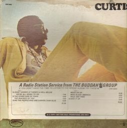 Curtis mayfield curtis(rare promo)