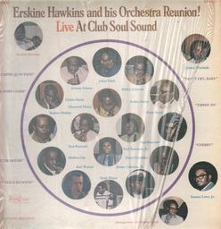 Erskine hawkins live at club soul sound
