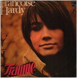 Francoise hardy traeume(rare pop up gimmick)