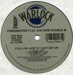 Funkmaster flex nine double m f.a.l.l.i.n. (and you cant get up)