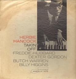 Herbie hancock takin off(us mono original)