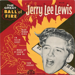 Jerry lee lewis the great ball of fire 2