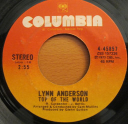 Top of the World - Lynn Anderson | 7'', LP | Recordsale