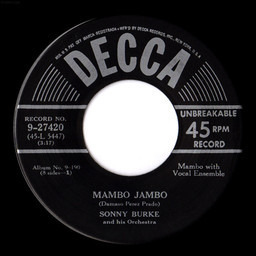Sonny burke and his orchestra mambo jambo 5