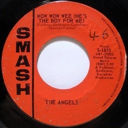 Wow Wow Wee He S The Boy For Me Angels 7inch Recordsale