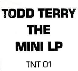 Todd terry the unreleased project