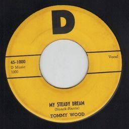 Tommy wood cant play hookey my steady dream
