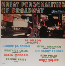 Various great personalities of broadway 10