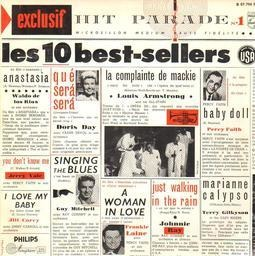 Various les 10 best sellers usa 2