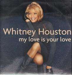 Whitney houston my love is your love(still sealed)