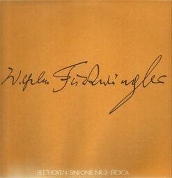 Wilhelm furtwaengler. berliner philharmonisches beethoven sinfonie nr.3 (eroica)(rare live rec