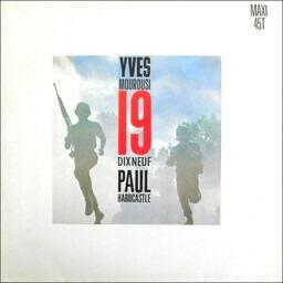 Yves mourousi . paul hardcastle 19 (dix neuf)