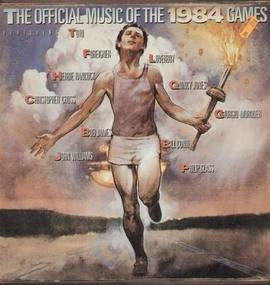 Toto - The Official Music Of The 1984 Games