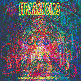 11paranoias - Reliquary For A Dreamed Of World (vinyl)
