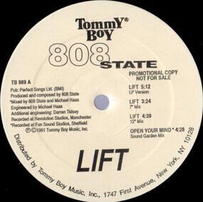 808 State - Lift