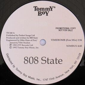808 State - TimeBomb / Nimbus / Reaper Repo