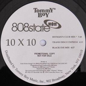 808 State - 10 x 10