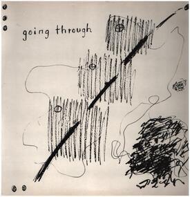 A.R. Penck - Going Through