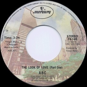 ABC - The Look Of Love (Part One)